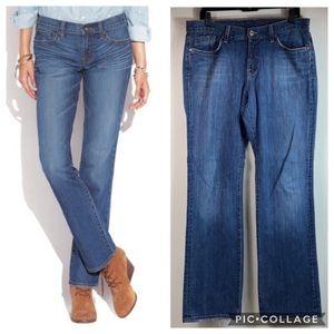 Vtg Lucky Brand classic rider bootcut denim jeans